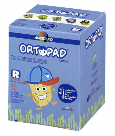 Ortopad cache-yeux enfants occluder